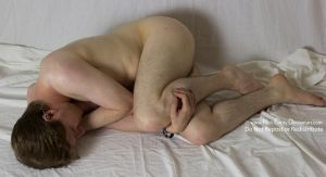 Foetal Nude 02 by Null-Entity