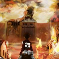 Attack on Titan Project by Pikachewy99