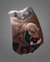 Garrosh by Gimaldinov