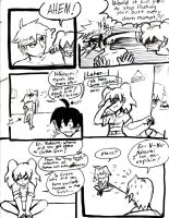 Giroro and Natsumi Page 16 by mimithefangirl1