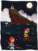 Peter Pan by Orelly