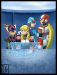 MMX: Downtime by AealZX