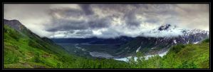 Exit Overlook by CashMcL