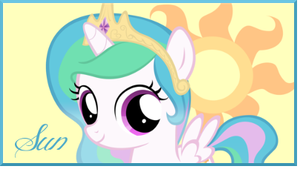 Filly Princess Celestia sig by AliceHumanSacrifice0