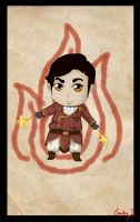 Mini Iroh II by MelodicArtist