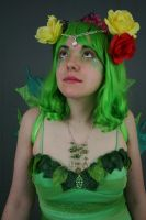 Leaf Fairy 23 by MajesticStock