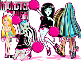 Monster high idk by chatterHEAD