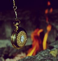 burning time I. by Sylwe
