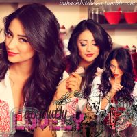 Shay Mitchell Blend by Flywithmee