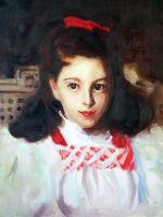 Sargent's Dorothy Vickers by vee209