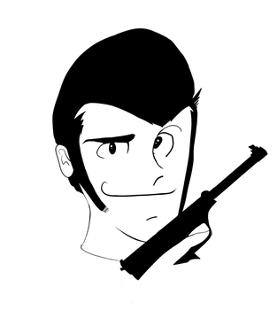 Lupin the Third by brettchalupa