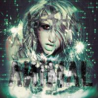 Ke$ha Animal Fan Made Cover by mikeygraphics