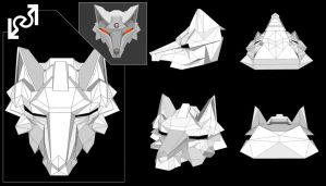 Loone-Wolf 3D Final V 1.0 by Loone-Wolf