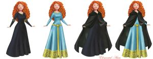 Which Merida? by Elemental-Aura