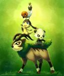 New from Gen VI by arkeis-pokemon