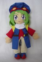 Oliver Plush Commission by Nikicus