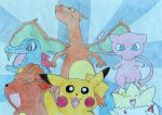 pokemon by Perse-phone