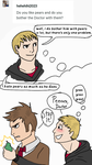 Ask The Master! #1 by Ravenheart79