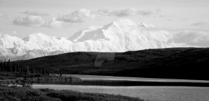 Denali, Alaska 3 by iamintheprocess