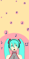 Song In The Bubbles by milli-san