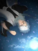 Bleach - Hitsugaya Toshiro - Barely Breathing by Neokillerqc