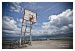 Basketball Everywhere by aymanko0o