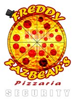 Official Employee of Freddy Fazbear's Pizzeria by Wolf-Shadow77