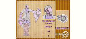 Mechanismon app.- Pr. Sampson Ludge by TricerSpike