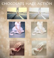 Chocolate Haze Action by emma011
