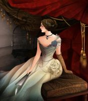 Mademoiselle by Summerclay