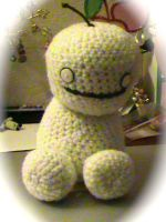 Cryaotic Sup Guy Crocheted Plushie by CrochetCrafty
