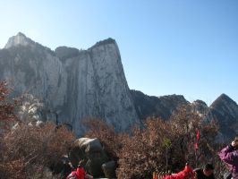 Huashan Further On by JimBobBillyJoeJang