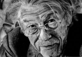 John HURT by Sadness40