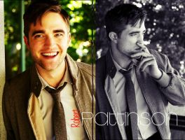 Robert Pattinson by MaaLiiPattinson