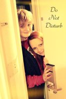 Amy/Rory: Do Not Disturb! by RhymeLawliet