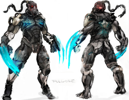 Fulgore Redesign by SLabreche