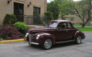 '40 ford deluxe coupe by TreborNehoc