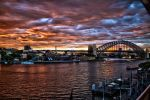 Sydney Harbour Bridge by ALeeTPhotograpy
