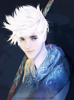 Jack Frost by musicalscribble