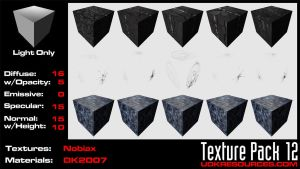 UDK Texture Pack 12 by DK2007