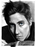 Jake Gyllenhaal by donniedarko-club