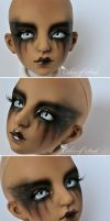 Face-Up Maskcatdoll Yael by prettyinplastic