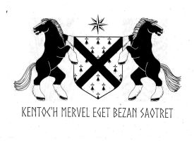 Blason de la Bretagne evolution crin moyen by bordeauxman