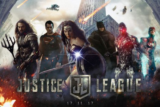 Justice League Banner 2 by MessyPandas