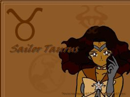 Sailor Taurus Wallpaper by gothicpysi