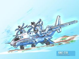 XHC-278 by TheXHS
