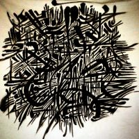 Something with Lines by HUB7PW