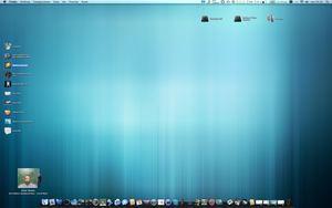 iMac Screenshot 14.8.2009 by mic330