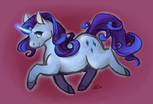 Rarity by HuntahV