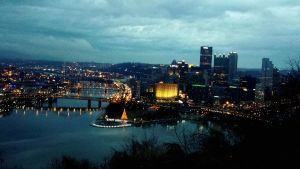 Pittsburgh :D by WanderingSadness